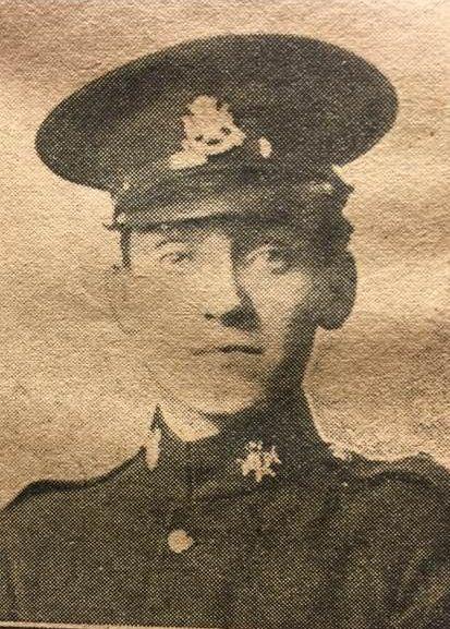 Portrait of Bandsman Arthur Warkicj of the 2nd Sherwood Foresters