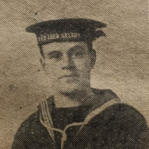 Petty officer James Green who served onboard the HMS Stag