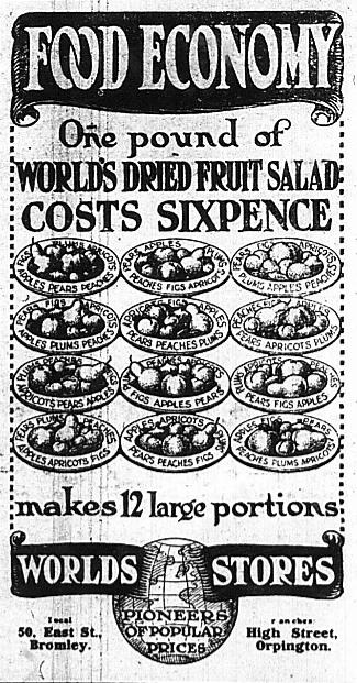 Food Economy-advert-Bromley