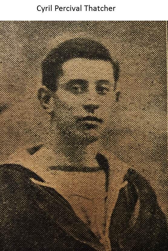 Cyril Percival Thatcher - 1914