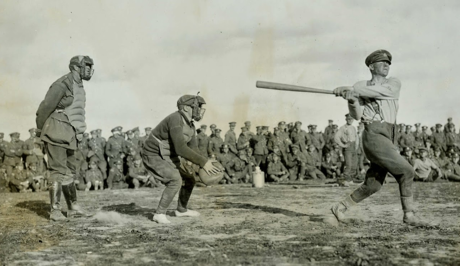 Baseball - Americans vs Canadians