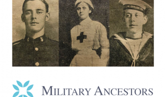 Update to Military Ancestors database