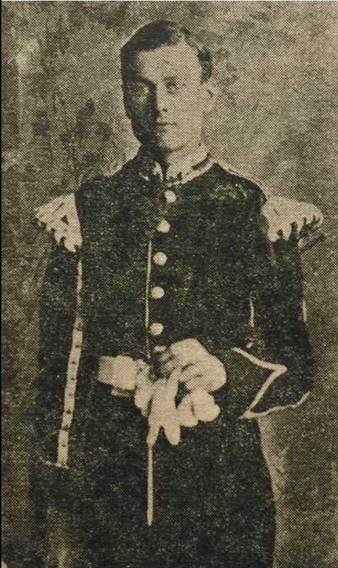 Private Edward Butcher
