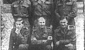 Prisoners of War from the Royal West Kent Regiment