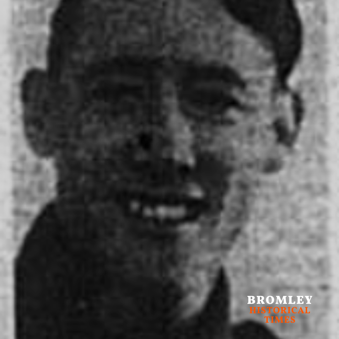 Portrait of Frederick William Turrell