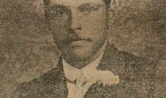 Guardsman James Williams