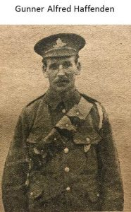 Gunner Alfred Haffenden_1914