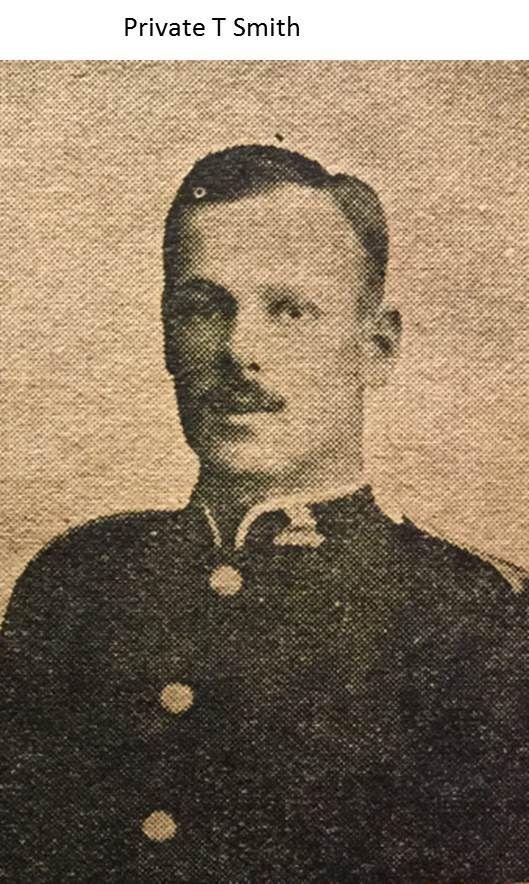 Private T Smith_1914