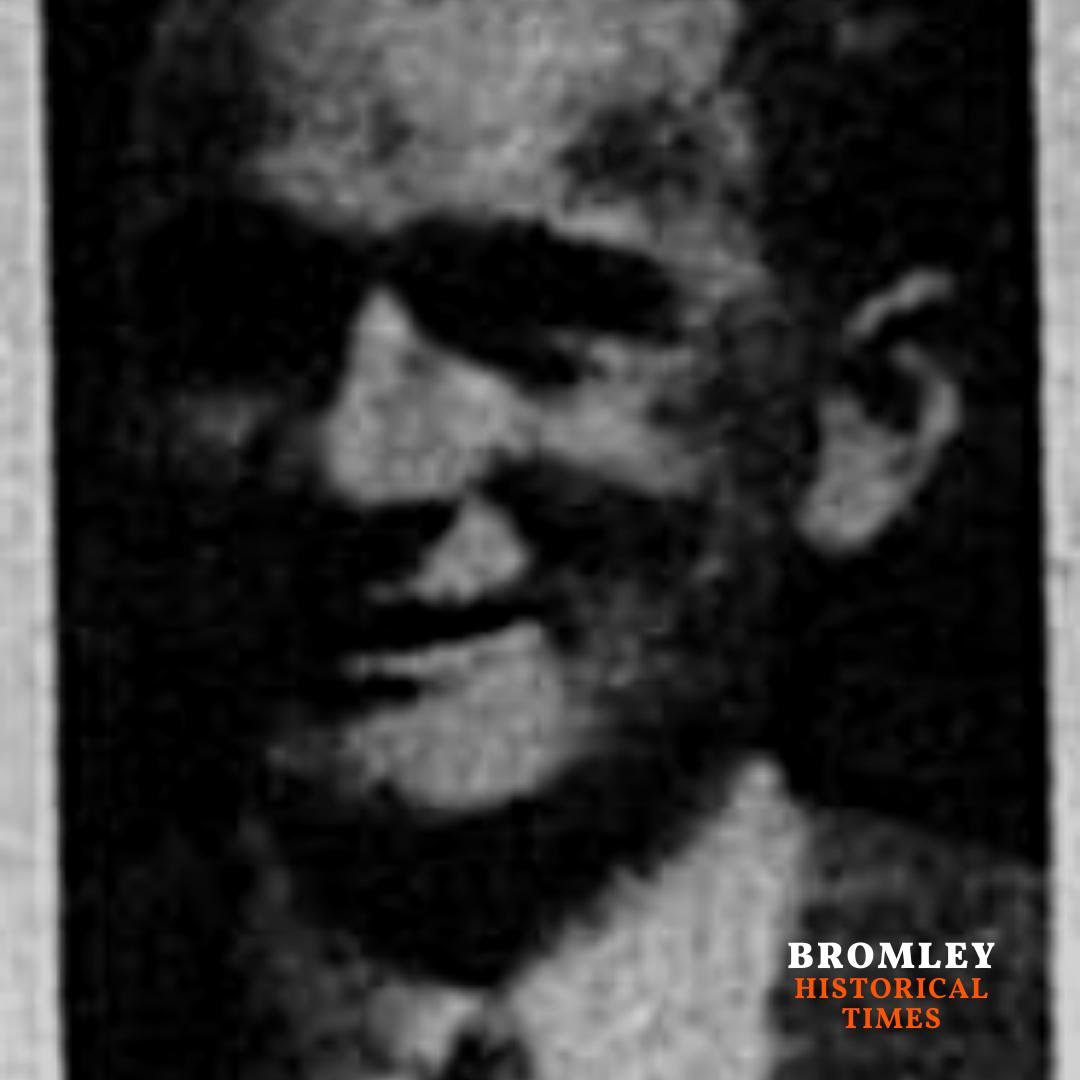 Portrait of Richard Been Stannard