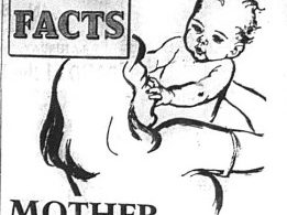 Food Facts: Mother & Child