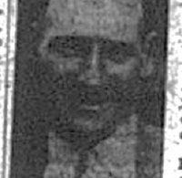 Gunner Horace Charles Baldwin