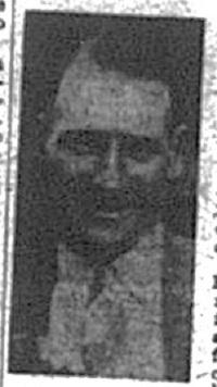 Gunner Horace Charles Baldwin, Prisoner of war in world war two