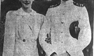 Henry Euler and Miss Jane Bowl