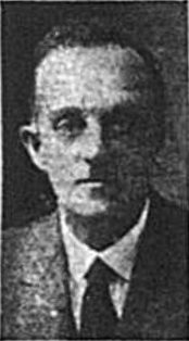 Doctor Tapper who was honoured with the George Medal in 1941