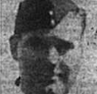 Article image of Missing Flying Officer Ross James as reported in the Bromley Times on 12th September 1941