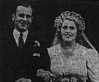 Wedding of Gunner Sydney Bax and Miss Gwendoline Prior reported in the Bromley Times - 12th Sept 1941