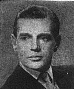 Portrait of philosopher Collie Knox