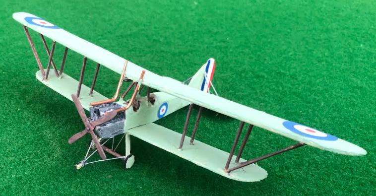 Royal Aircraft Factory RE7