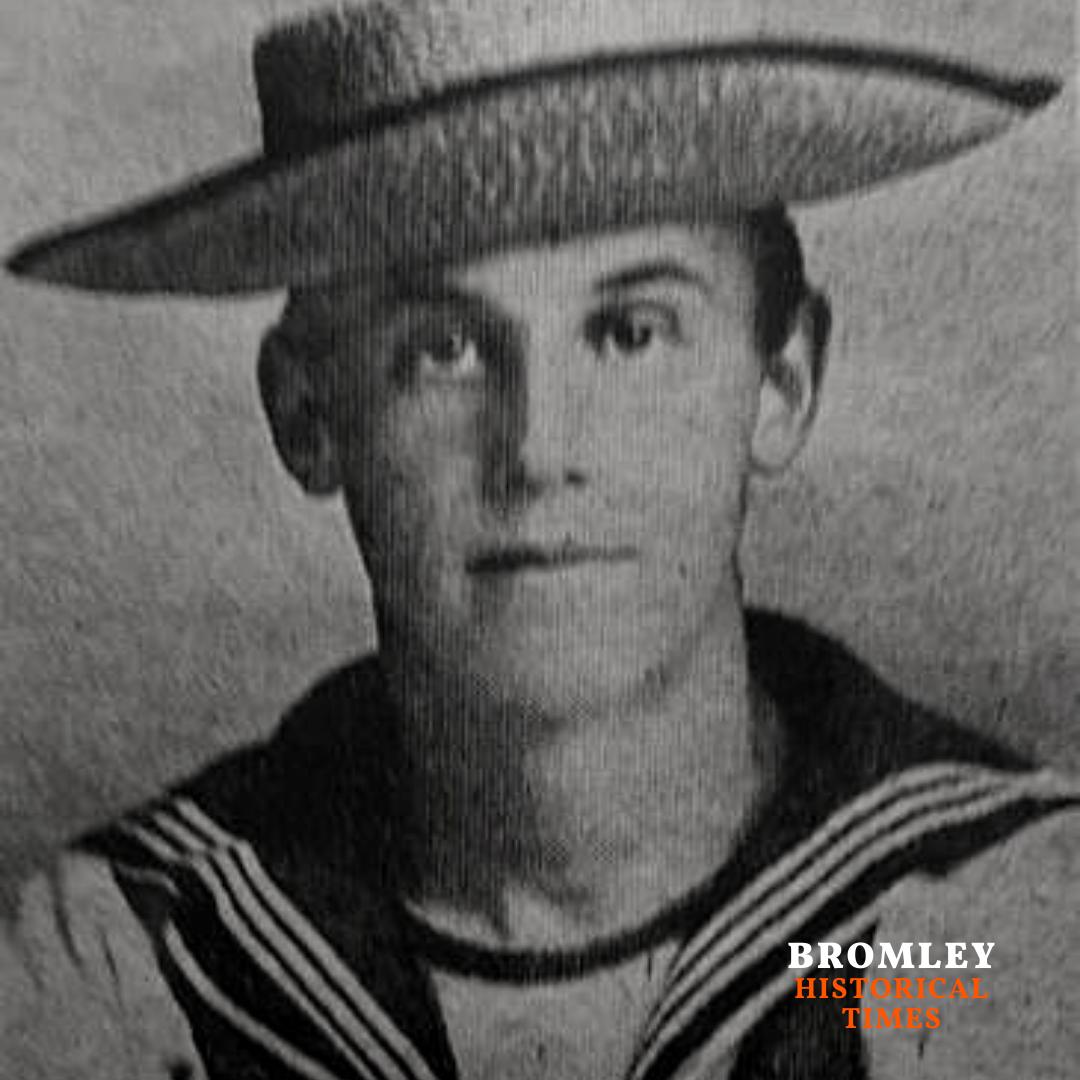 Signalman Charles Clark