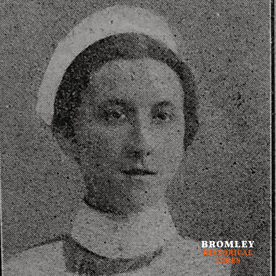 Nurse Winifred Tremain