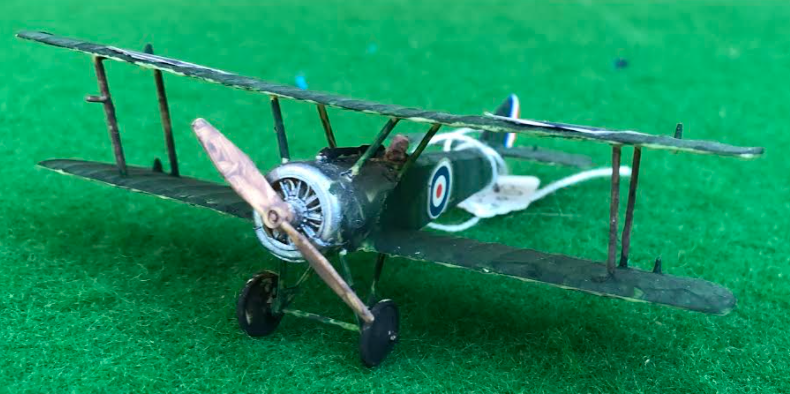 Sopwith Pup Scale Model Aircraft