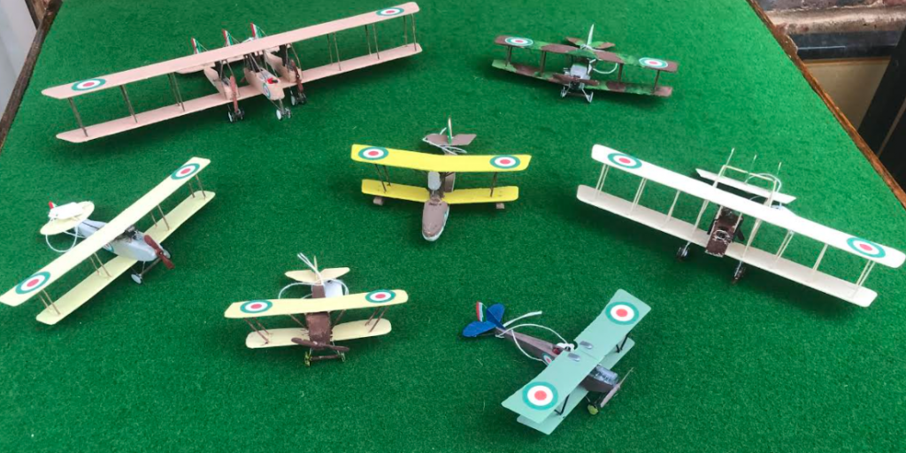 Italian Aircraft from world war one