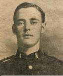 Portrait of Sergeant ES Mussell