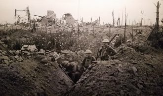 A Trench View of Air Raids & Reprisals