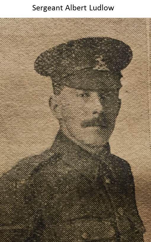 Sergeant Albert Ludlow -1914