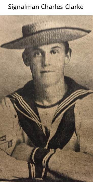 Signalman Charles Clarke 1914