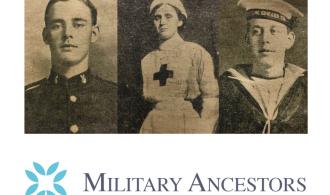 Update to Military Ancestors database