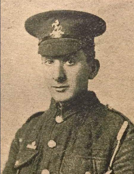 Private George Bax