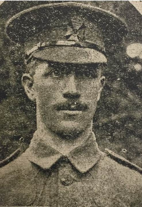 Rifleman James Hodson
