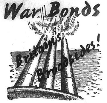 War Bonds Advert