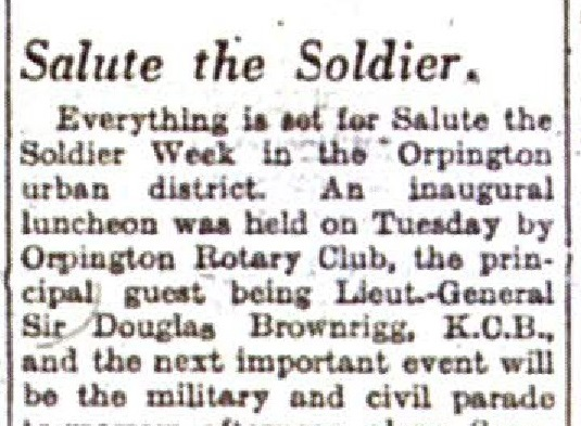 Salute the Soldier, 1944