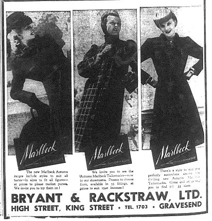 Fashion Conscious - September 1940