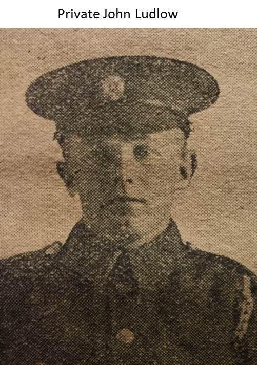 Private John Ludlow