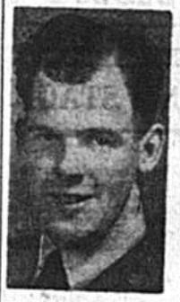 Flying Officer Peter Loat of Orpington