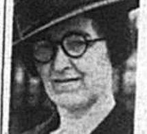 Matron Marion Edith Bolton
