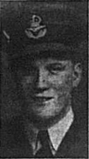 Portrait of Squadron leader Barrie Heath of Bromley