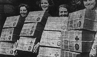 Cigarettes for Prisoners of War