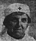 Mrs Ethel Pond, VAD nurse who lived in Bromley during World War two