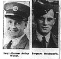 Amazing Ordeal of Two Local Airmen