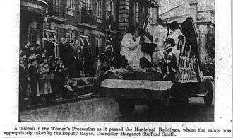 Women's War-time Services, 1941