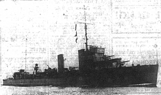 History of a Famous Ship – H.M.S. Broke