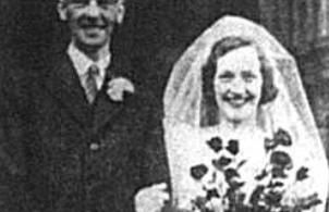 William Page & Margaret Holder: Wedding