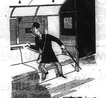 Commuting in 1942