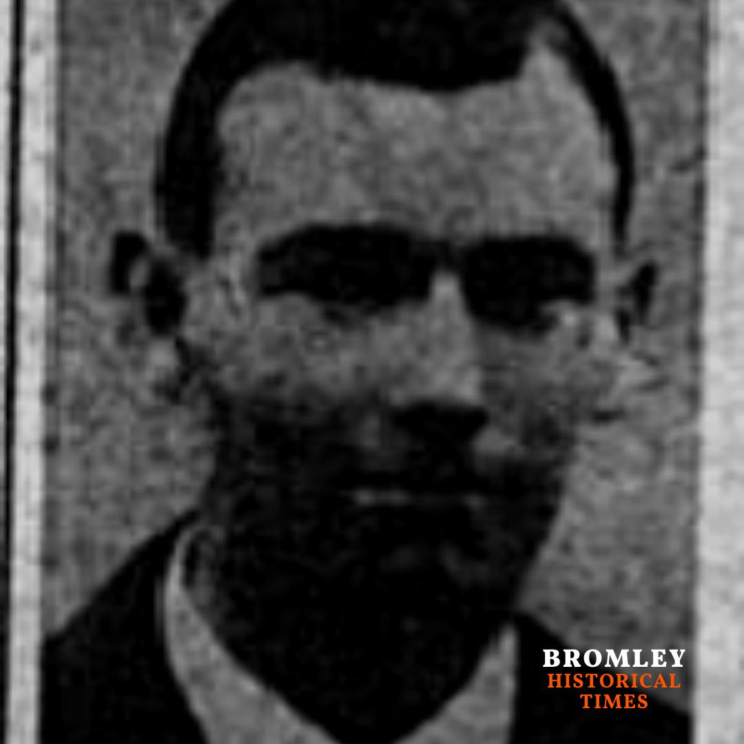 Victor George Thomas Rickman