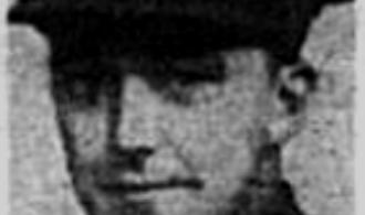 black and white portrait of John Bond Bassett of Bromley
