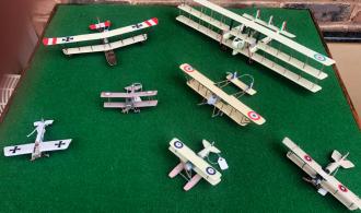 Aircraft Project – Week 1